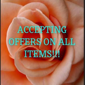 ACCEPTING OFFERS!!!